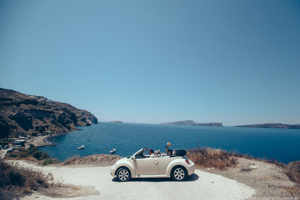Кабриолет Volkswagen «жучок»